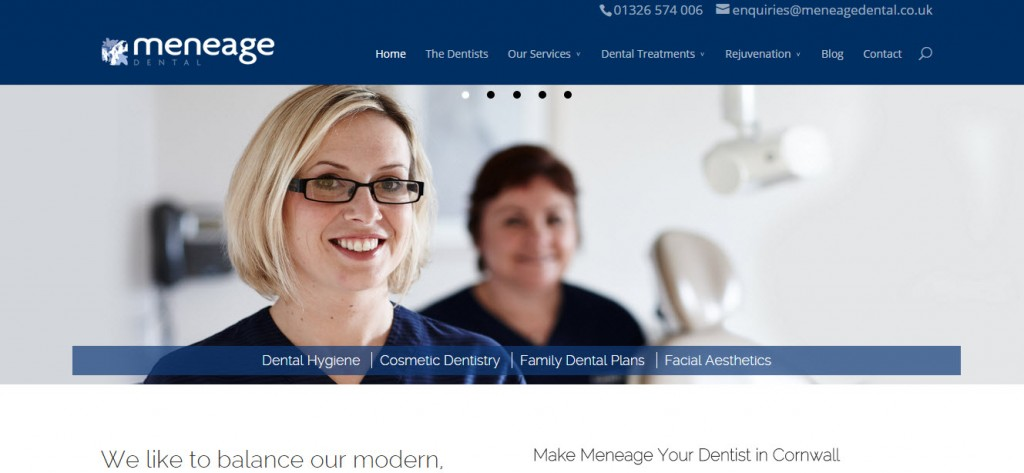 Dentists in Cornwall