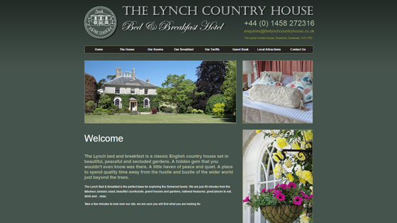 The Lynch Country House Somerset