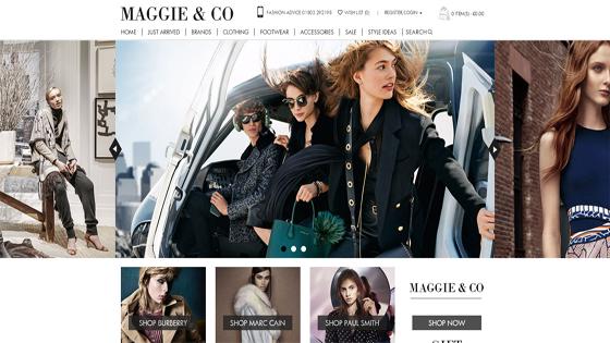 Maggie & Co Clothing in Devon